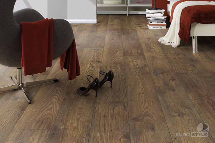 12mm Eurostyle Bakersfield Chestnut Laminate Floors