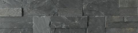 Black Ledgestone Slate 6″x 24″