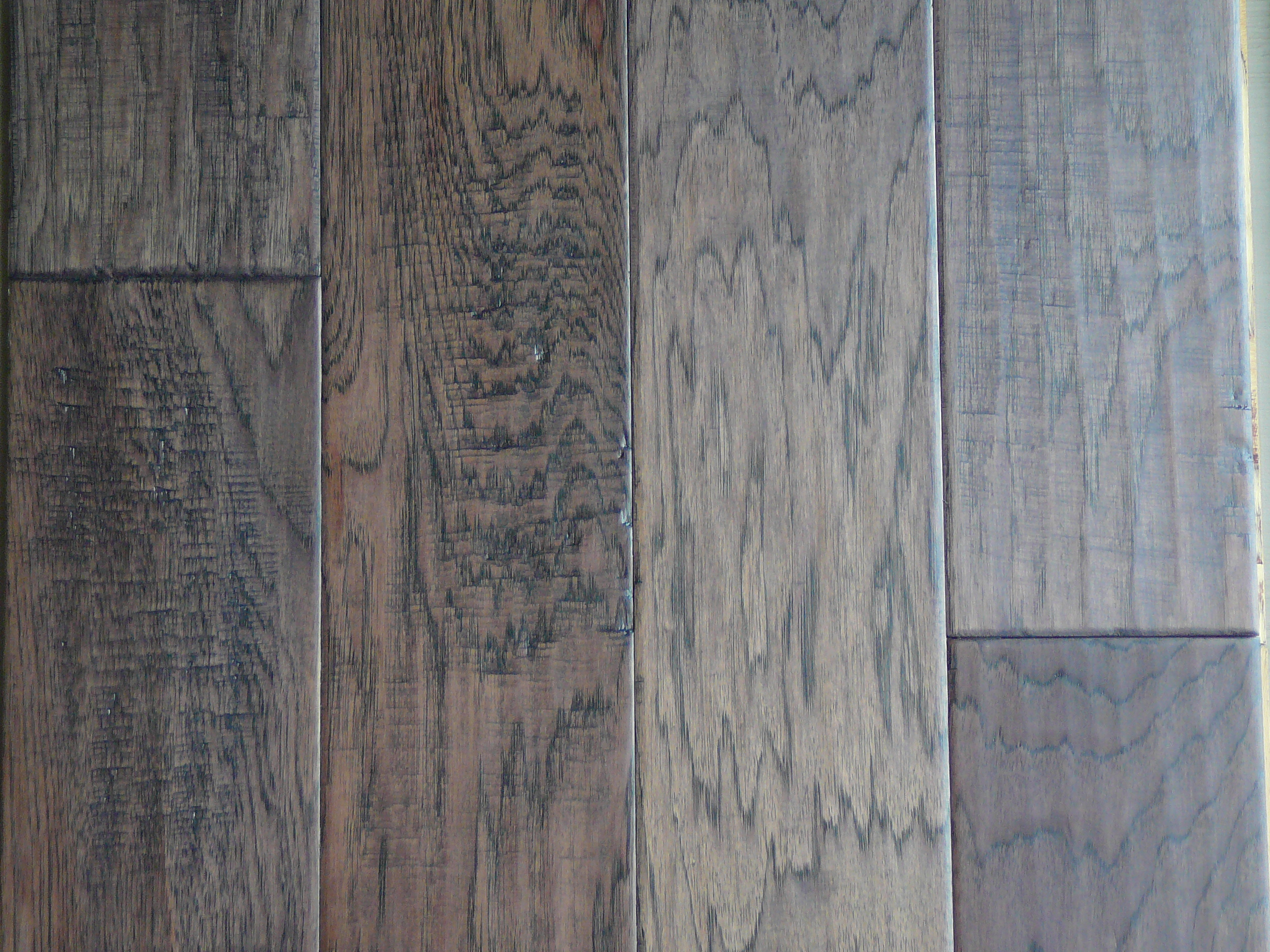 Halton Hickory Stone Grey Engineered Hardwood