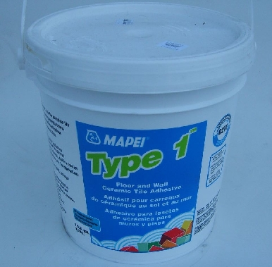 Type 1 Adhesive Mastic Floors For Less