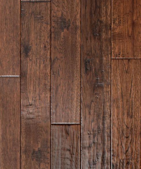 "American Hickory ""Stockton"" Engineered Hardwood"