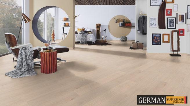 12mm Ac5 Original Meridian Oak Laminate Floors For Less